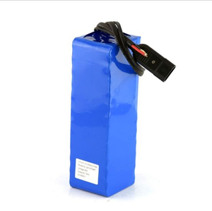 Hot Sell Rechargeable 18650 Lithium Ion 24volt 10ah 15ah Li Ion Battery Pack for Electric Bicycle Wheelchair