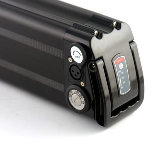 36V Electric Bicycle Lithium Ion Battery for 500W Electric Bike