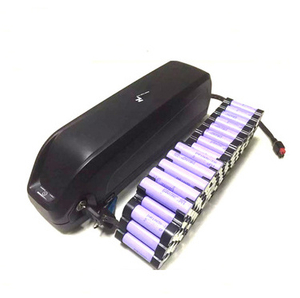 Rechargeable Hailong Type Lithium 18650 Battery 36V 8ah 10ah 12ah 15ah Electric Bike Batteries