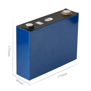 LiFePO4 100ah 3.2V Battery Cell for Energy Storage, EV, Scooter, Ebike, Street Light, Motorcycle