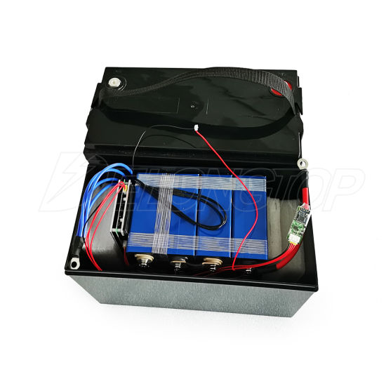 Deep Cycle LiFePO4 12V 100ah Lithium Iron Phosphate Battery Pack