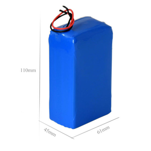 24V 5ah Rechargeable Lipo Battery Pack for LED Light