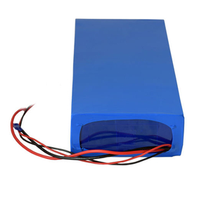 16s6p Rechargeable 59.2V 21ah 18650 Lithium Ion Battery Pack