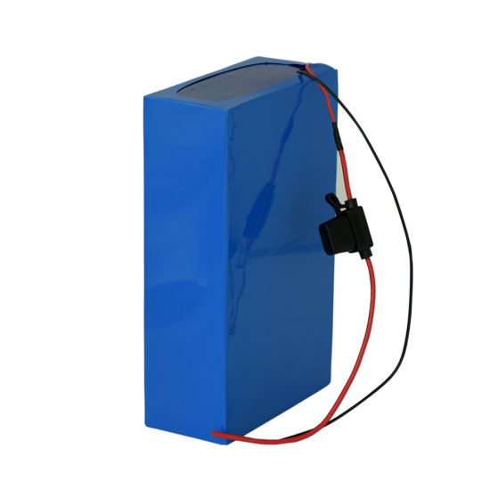 Deep Cycle 12V 60ah Lithium Polymer Battery Pack for Solar Street Light