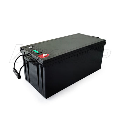 Lithium LiFePO4 24V 100ah Battery with BMS 2.56kwhrs 100ah Battery for Marine and RV
