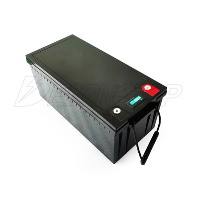 12V 200ah Rechargeable Deep Cycle Solar LiFePO4 Battery Replace Lead Acid Gel UPS VRLA Battery