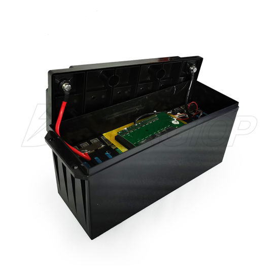 LiFePO4 Battery12V 300ah with BMS for Tour Buses/Balance of The Car/ Electric Cars