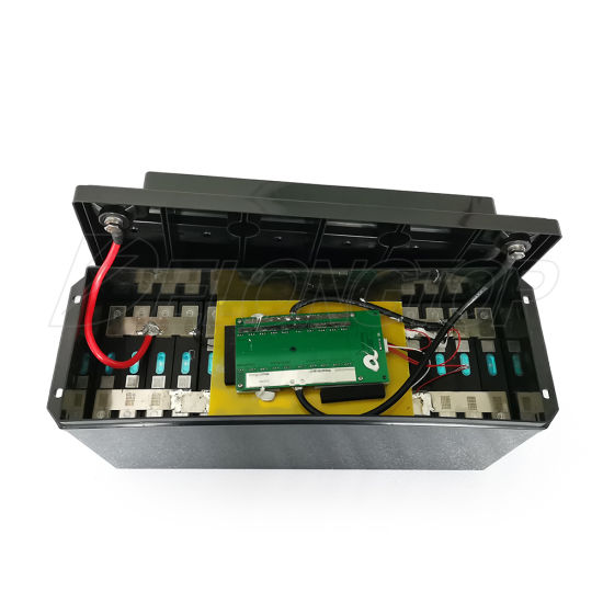 Deep Cycle Battery LiFePO4 12V 300ah Li Ion Tithium Battery with Plastic Case Built in BMS