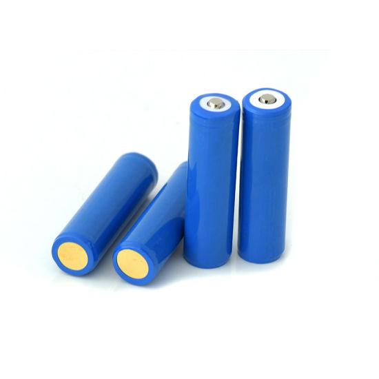 Manufacturer 3.7V 18650 Lithium Battery 2500 mAh