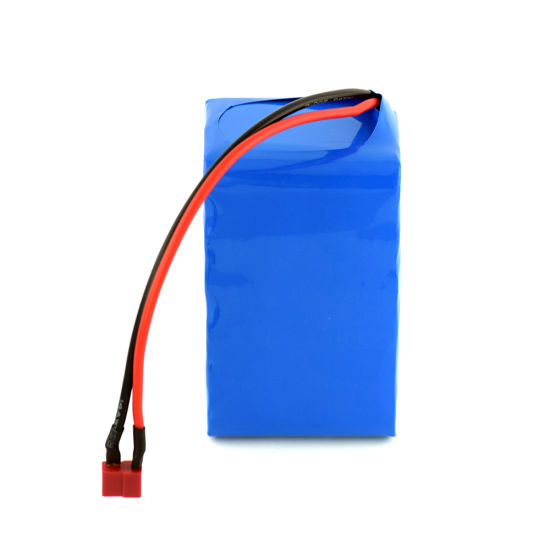 OEM ODM Lithium 24V 6ah Flexible Rechargeable 18650 Li Ion Battery Pack