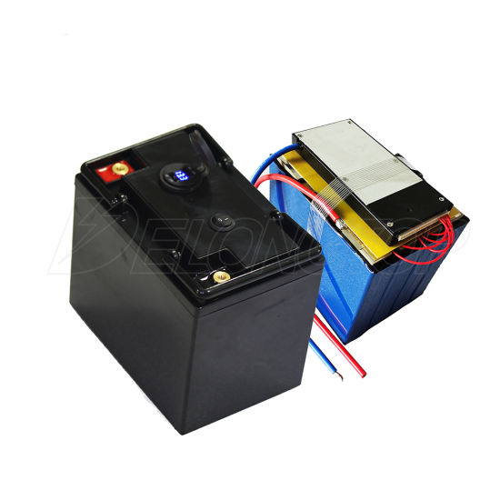 Akku LFP BMS 12V 18ah 20ah LiFePO4 Deep Cycle Rechargeable Lithium Ion Solar UPS Battery