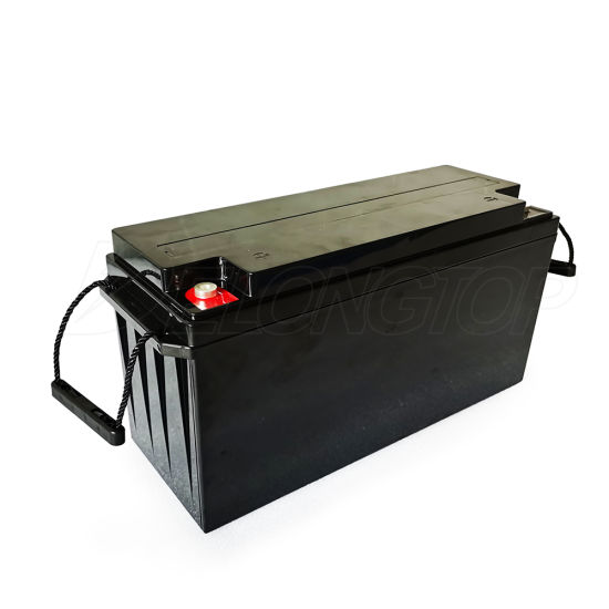 LiFePO4 12V 150ah Lithiun Iron Phosphate Battery Pack with 10A Charger and Built-in BMS Fit for RV/Camper, Marine, Overland/Van, and off Grid Applications