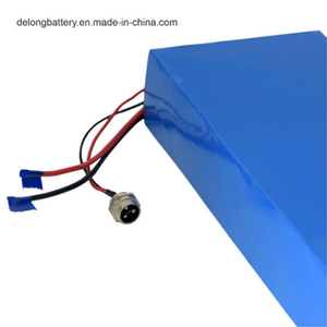 59.2V 25.6ah Rechargeable Lithium Ion Battery Pack for 18650 Battery Pack