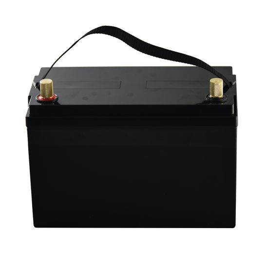 Rechargeable Storage Lithium Battery 12V 100ah LiFePO4 Battery Pack