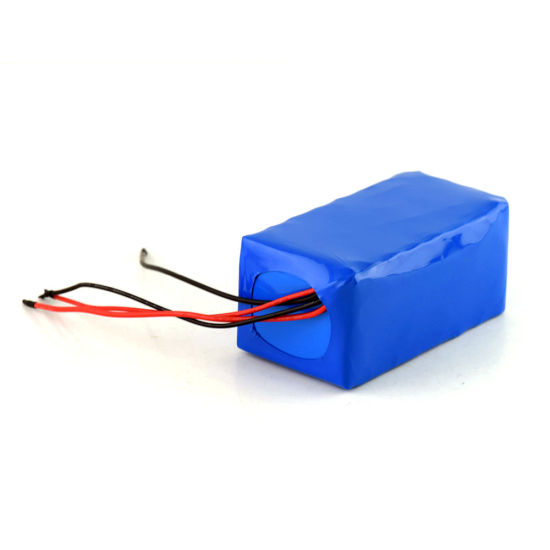 Custom DIY 24V 10ah 20ah Rechargeable Lithium Li Ion Li-ion 18650 Battery Pack with BMS