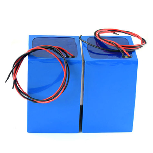 Customized 60V 20ah Electric Motorcycle Lithium Battery Pack