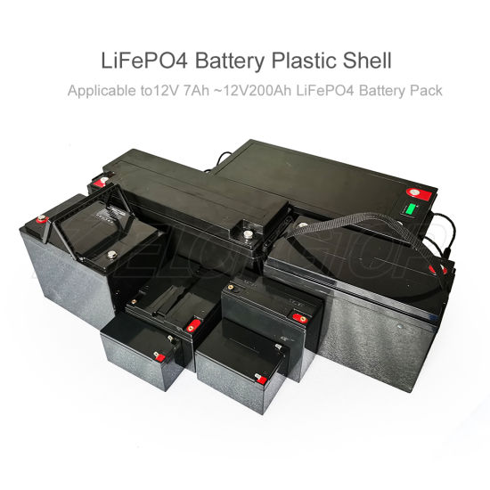 Free Maintenance Rechargeable 12V 12ah Li Battery LiFePO4 Solar Battery for UPS