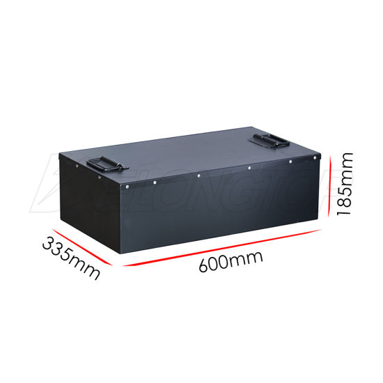 Deep Cycle Lithium Battery 12V 300ah Replace Lead Acid Battery for Motor Home