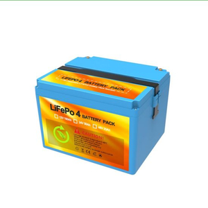 Deep Cycle Lithium EV Car Solar Battery 24V 50 Ah