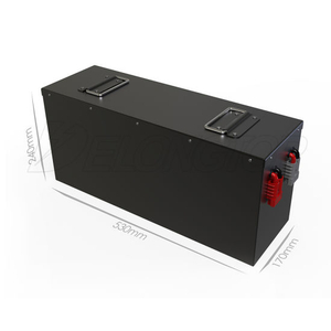 24V 150ah Lithium Battery Pack LiFePO4 Battery with BMS for Agv/Solar Panel