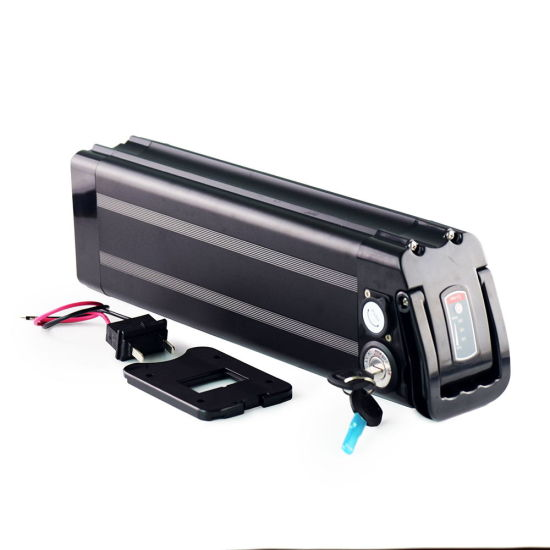 Wholesale Silver Fish 36V 17.5ah Lithium Ion E-Bike Battery Pack Li-ion Rechargeable Battery 500W for Electric Bicycle
