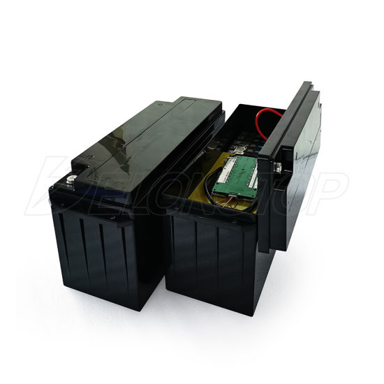 Rechargeable 12.8V Lithium Ion Battery Pack 12V 300ah Deep Cycle LiFePO4 Solar Battery