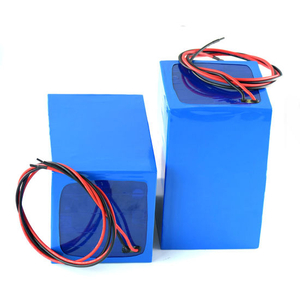 Rechargeable 60V 20ah Lithium Polymer Battery Pack for Electric Motorcycle Scooter
