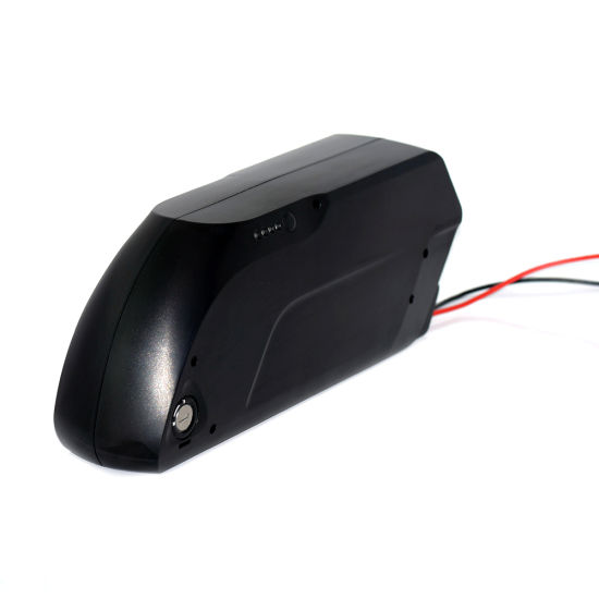 Rechargeable 48V 10ah Shark Type 650W Electric Bike Lithium Battery Pack