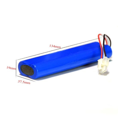 Factory Price Custom Rechargeable 18650 Lithium Ion 7.4volt 2200mAh 4400mAh Battery Pack