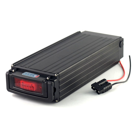 High Capacity Rear Rack 48V 20ah Lithium Battery for Electric Bicycle Kit